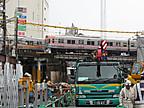 駅跡と京王1003F・1006F