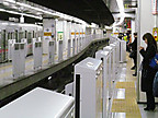 新宿駅2番線