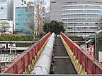 市ヶ谷水管橋