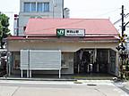 津田山駅舎