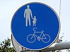 専用道標識