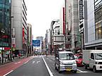新宿追分駅跡